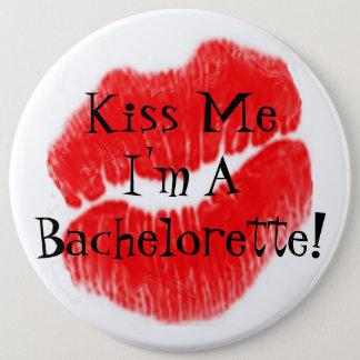 Chapa Redonda De 15 Cm Días del fiesta de Bachelorette
