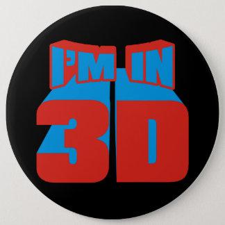 Chapa Redonda De 15 Cm Estoy en 3D