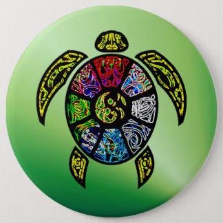 Chapa Redonda De 15 Cm Vagos-Gua de la tortuga