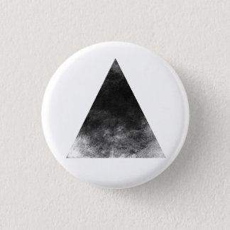 Chapa Redonda De 2,5 Cm Black Triangle
