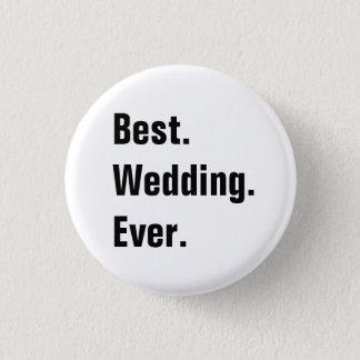 Chapa Redonda De 2,5 Cm Botones adaptables llenos del boda