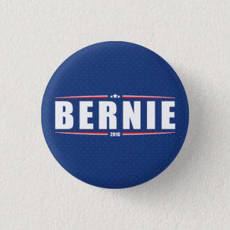 Chapa Redonda De 2,5 Cm Chorreadoras 2016 de Bernie (estrellas y rayas -
