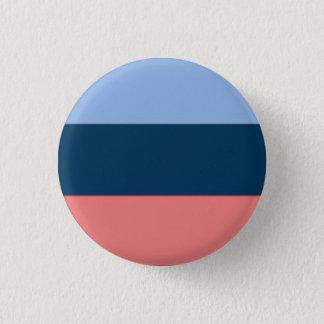 Chapa Redonda De 2,5 Cm Estonio/ruso