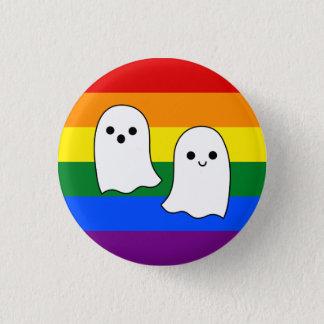 Chapa Redonda De 2,5 Cm Fantasmas del orgullo