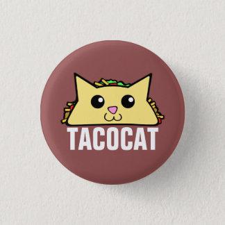 Chapa Redonda De 2,5 Cm Gato del Taco