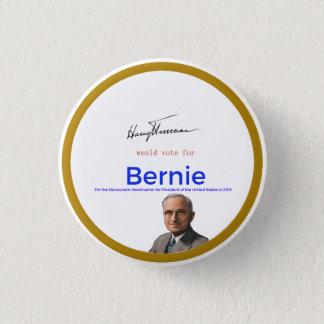 Chapa Redonda De 2,5 Cm Harry S Truman para las chorreadoras de Bernie