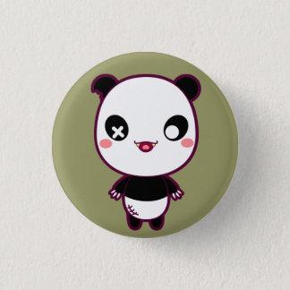 Chapa Redonda De 2,5 Cm Ijimekko la panda del matón
