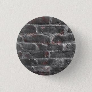 Chapa Redonda De 2,5 Cm Insignia del ladrillo
