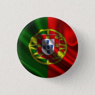 Chapa Redonda De 2,5 Cm insignia redonda Portugal