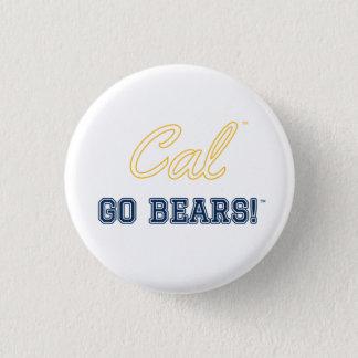 Chapa Redonda De 2,5 Cm Las calorías van los osos!: Pin de Uc Berkeley