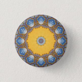 Chapa Redonda De 2,5 Cm Mandala del caleidoscopio en Portugal: Modelo
