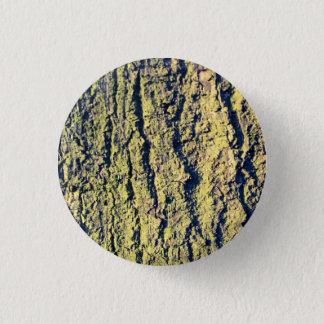 Chapa Redonda De 2,5 Cm Perno de la corteza de árbol