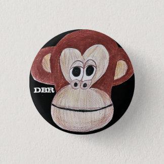 Chapa Redonda De 2,5 Cm Perno de los negocios de mono del Co Houston de la