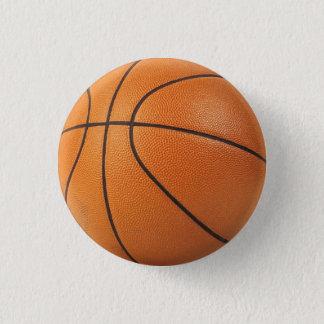 Chapa Redonda De 2,5 Cm ¡perno del baloncesto/botón - aros del corazón de