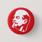 Chapa Redonda De 2,5 Cm Pin de Lenin