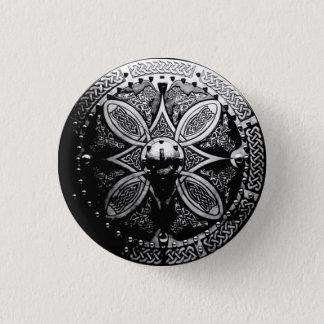 Chapa Redonda De 2,5 Cm Pin de Targe de la broche