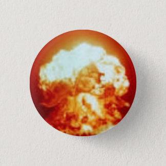 Chapa Redonda De 2,5 Cm Pin del logotipo de NukesterRPG