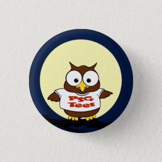 Chapa Redonda De 2,5 Cm Pin del pitido de las camisetas de PSG