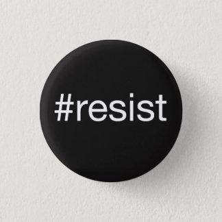 Chapa Redonda De 2,5 Cm #resist
