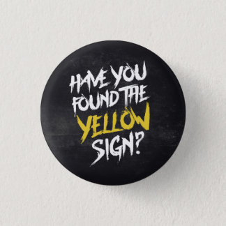 Chapa Redonda De 2,5 Cm Rey In Yellow Have You encontró la muestra
