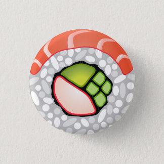 Chapa Redonda De 2,5 Cm Rollo de sushi