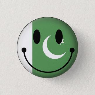 Chapa Redonda De 2,5 Cm Smiley de Paquistán
