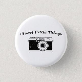 Chapa Redonda De 2,5 Cm Tiro fotografía bonita de las cosas