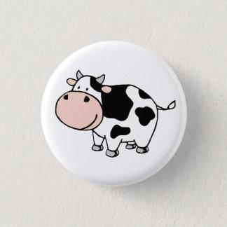 Chapa Redonda De 2,5 Cm Vaca