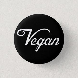 Chapa Redonda De 2,5 Cm Vegano