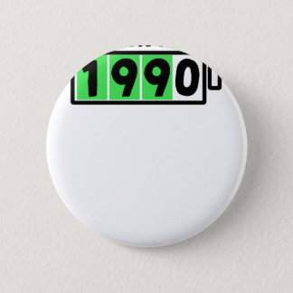 CHAPA REDONDA DE 5 CM 1990