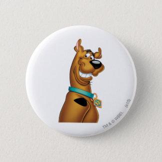 Chapa Redonda De 5 Cm Actitud 22 del aerógrafo de Scooby Doo