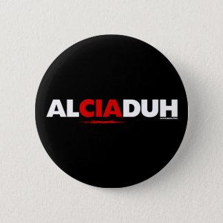 CHAPA REDONDA DE 5 CM AL-QAEDA