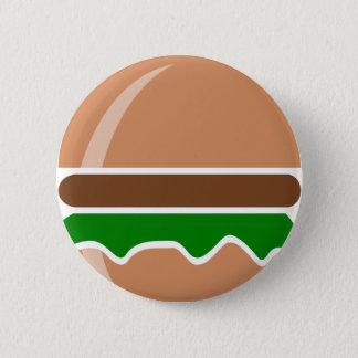 Chapa Redonda De 5 Cm Alimentos de preparación rápida de la hamburguesa