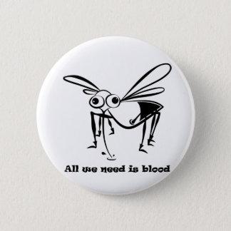 Chapa Redonda De 5 Cm all we need is blood
