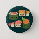 Chapa Redonda De 5 Cm Amigos del sushi