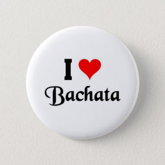 Chapa Redonda De 5 Cm amo Bachata