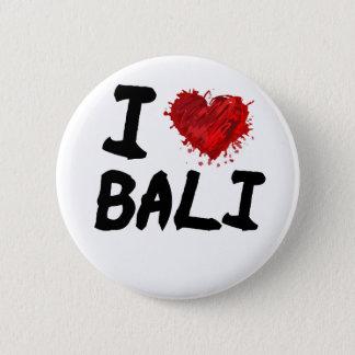 Chapa Redonda De 5 Cm Amo Bali