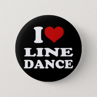 Chapa Redonda De 5 Cm Amo cuerpo de baile