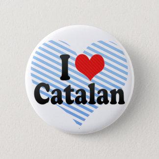 Chapa Redonda De 5 Cm Amo el catalán