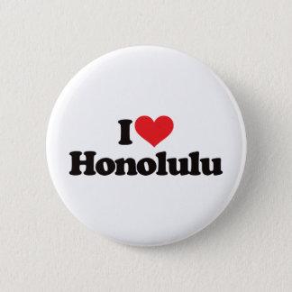 Chapa Redonda De 5 Cm Amo Honolulu