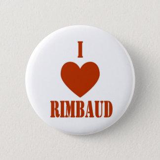 Chapa Redonda De 5 Cm Amo Rimbaud