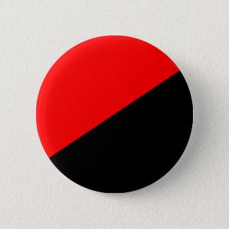 Chapa Redonda De 5 Cm Anarquista, bandera política de Colombia