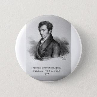 Chapa Redonda De 5 Cm Anselm Huttenbrenner 1837