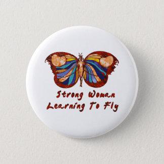 Chapa Redonda De 5 Cm Aprendizaje volar
