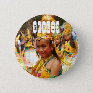 Chapa Redonda De 5 Cm Baguio