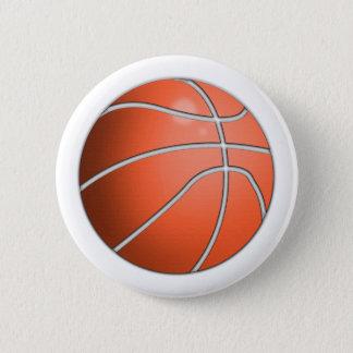 Chapa Redonda De 5 Cm Baloncesto