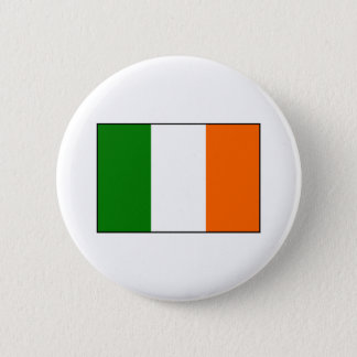 Chapa Redonda De 5 Cm Bandera de Irlanda