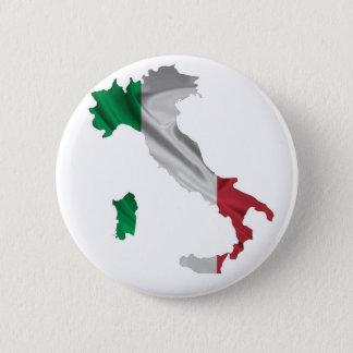 Chapa Redonda De 5 Cm Bota italiana