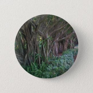 Chapa Redonda De 5 Cm Botones de impresión mágicos del bosque
