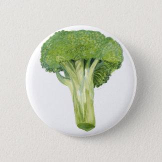 Chapa Redonda De 5 Cm bróculi